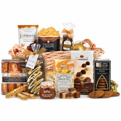 Superbly Sweet Luxury Hamper