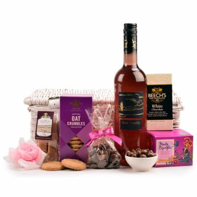 Cupids Pink Valentines Day Hamper