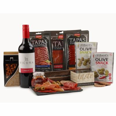 Fathers Day Spanish Tapas Hamper