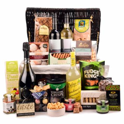 The Flawless Luxury Food and Drink Hamper
