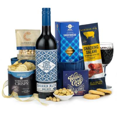 The Christmas Savoury Selection Hamper