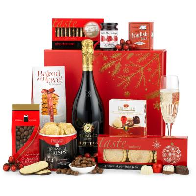 The Prosecco Delights Christmas Hamper
