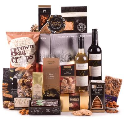 The Christmas Connoisseur Hamper