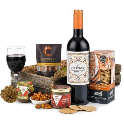 The Red Wine Feast Hamper