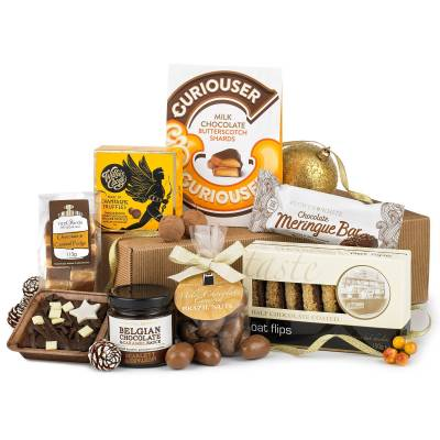 The Chocolate Lovers Hamper