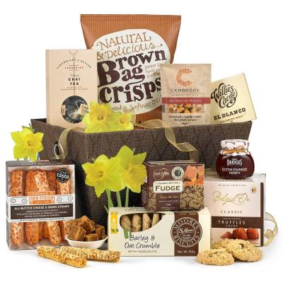 Superbly Sweet and Savoury Hamper