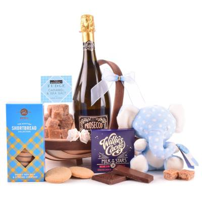 It's A Boy Luxury Hamper