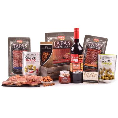 The Spanish Tapas Hamper