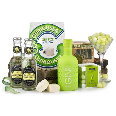 Luxury Gin and Tonic Hamper