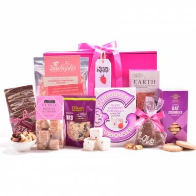 Click to view product details and reviews for My Queen My Love Hamper.