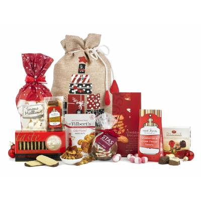 The Good Tidings Christmas Treats Sack