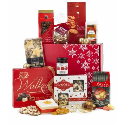 Christmas For The Oldies Funky Hampers