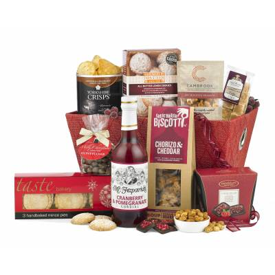 The Christmas Mistletoe Hamper