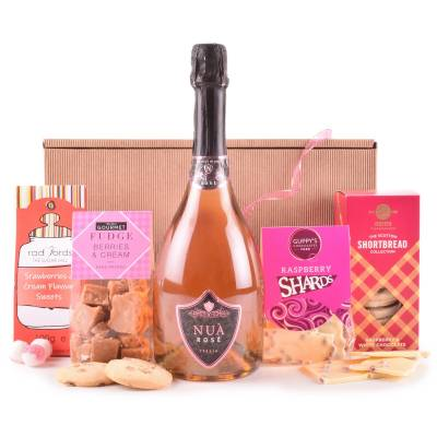 Pretty in Pink Prosecco Hamper