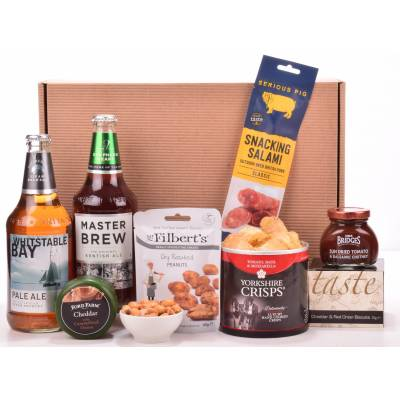 Kentish Ale and Bar Snacks Hamper