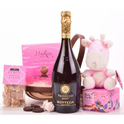 It's A Girl Luxury Hamper