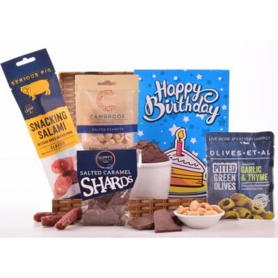 Sweet and Savoury Birthday Box