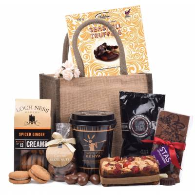 Coffee Lovers Heaven Hamper