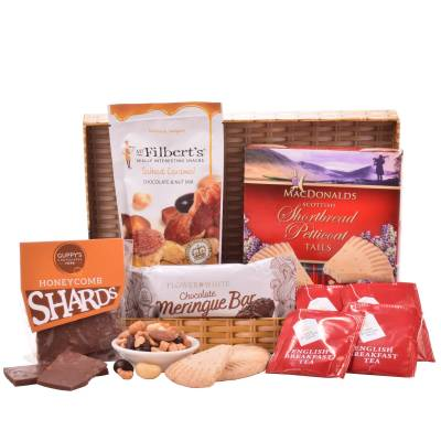 The Scrummy Treats Letterbox Hamper