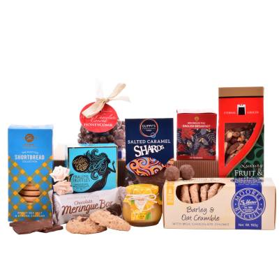 The Box of Treats Luxury Hamper