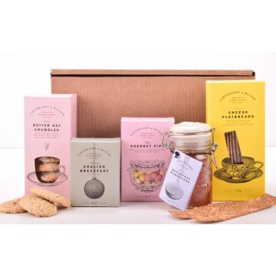 The Cartwright and Butler Gift Box