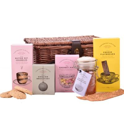 The Cartwright and Butler Deluxe Hamper