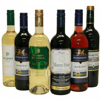 Classic Spanish Wine Selection