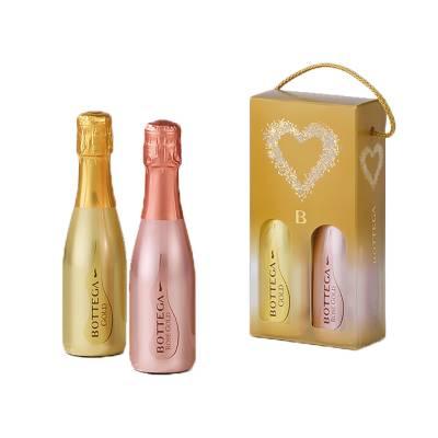Bottega Prosecco Duo 20cl Gift Set