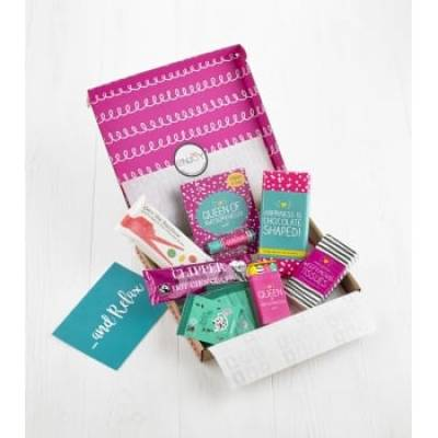 Pamper Hamper ''?And Relax'' - Pamper Gifts