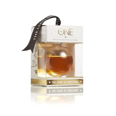 'The One' Whisky Bauble