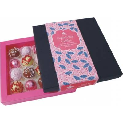 Prosecco  Champagne And Gin Truffles
