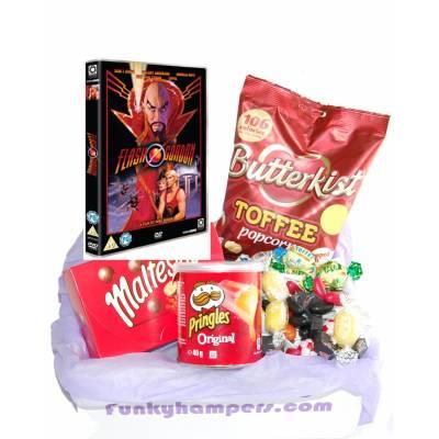 Flash Gordon Movie Box