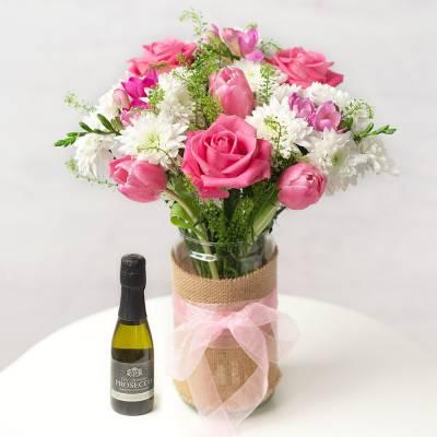 Mum's Love Prosecco Gift
