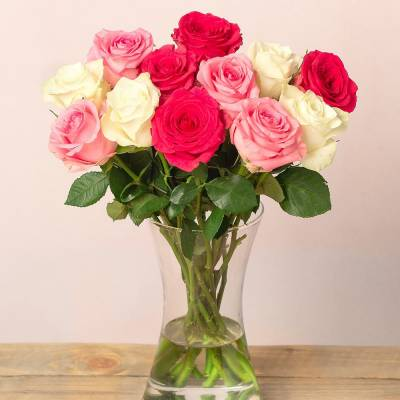 Mothers Day Mixed Roses