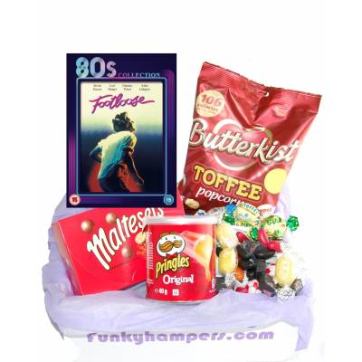 Footloose Movie Box