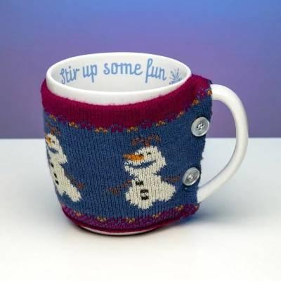 Frozen 2 Olaf Jumper Mug