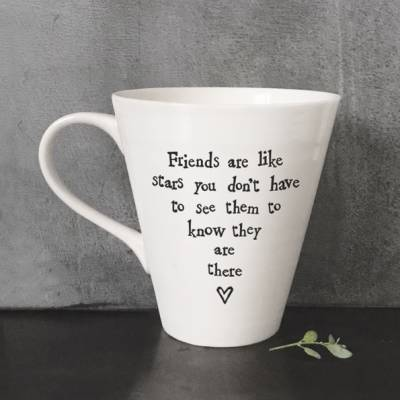 Friends Are Like Stars Mug Gift Set - Friends Gifts