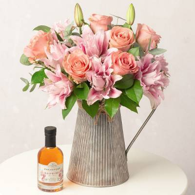 Rose & Lily Gin Gift