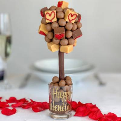 I Fudging Love You Chocolate Tree