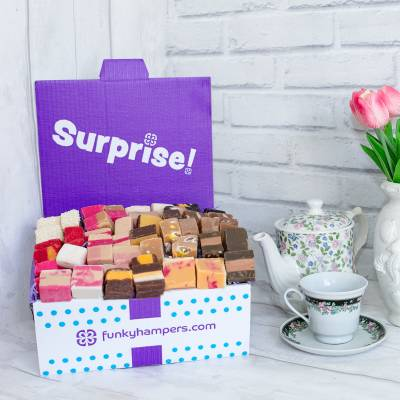 Funky Fudge Box - Fudge Gifts