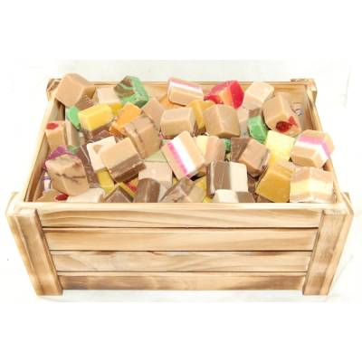 Funky Fudge Crate - Fudge Gifts