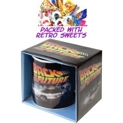 Back To The Future Cuppa Sweets