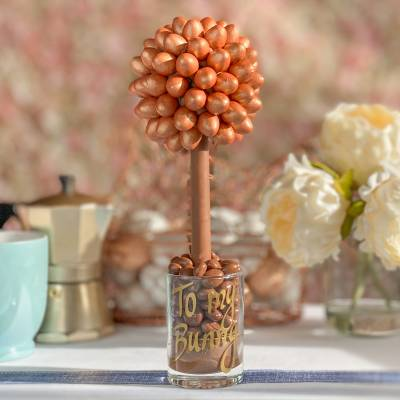Galaxy Enchanted Eggs Chocolate Tree