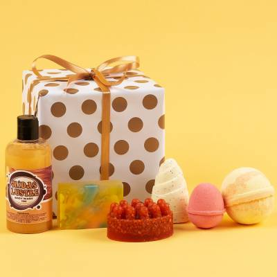 Sunshine & Lollipops Gift Set