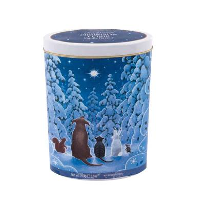Christmas Star Gazing Fudge Tin