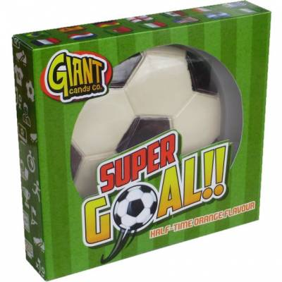Giant Gummy Football