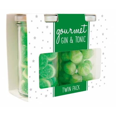 Gourmet Gin and Tonic Sweets