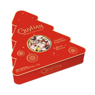 Guylian Christmas Tree Chocolate Gift