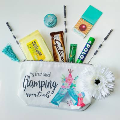 Glamping Essentials Bag
