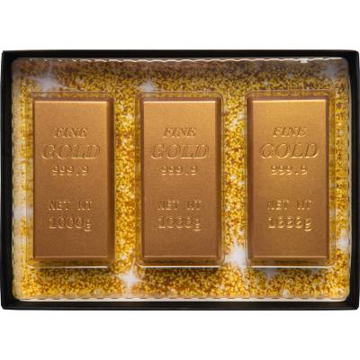 Gold Bar Chocolates